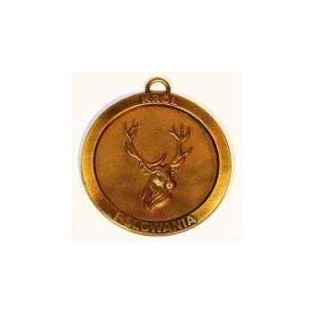 Medal Król Polowania - Byk...