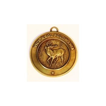 Medal Vice Król Polowania -...