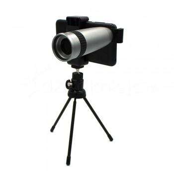 Obiektyw 20 x zoom HD Szary...