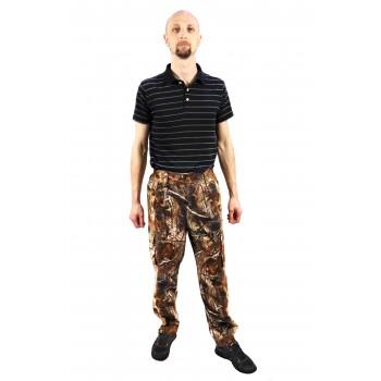 Spodnie ze Ściągaczem CAMO