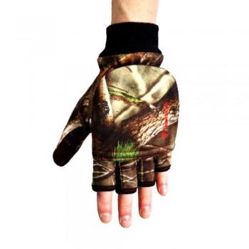 Rękawiczki CAMO z Odkrytymi...